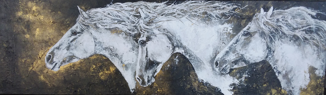 """Children of the Wind"" 30x100 available"