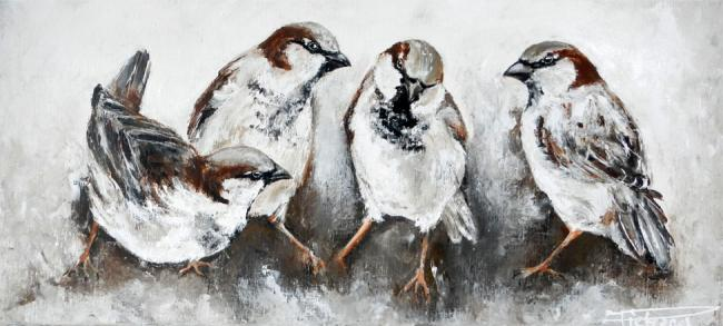 """4 Musketiers"" 50x100 sold"