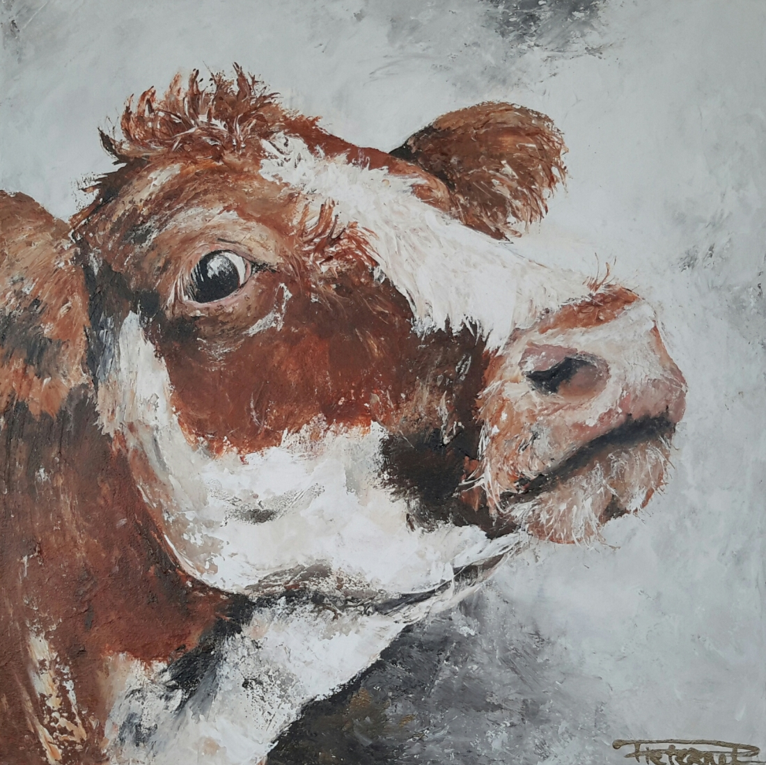 Lovely Cow III