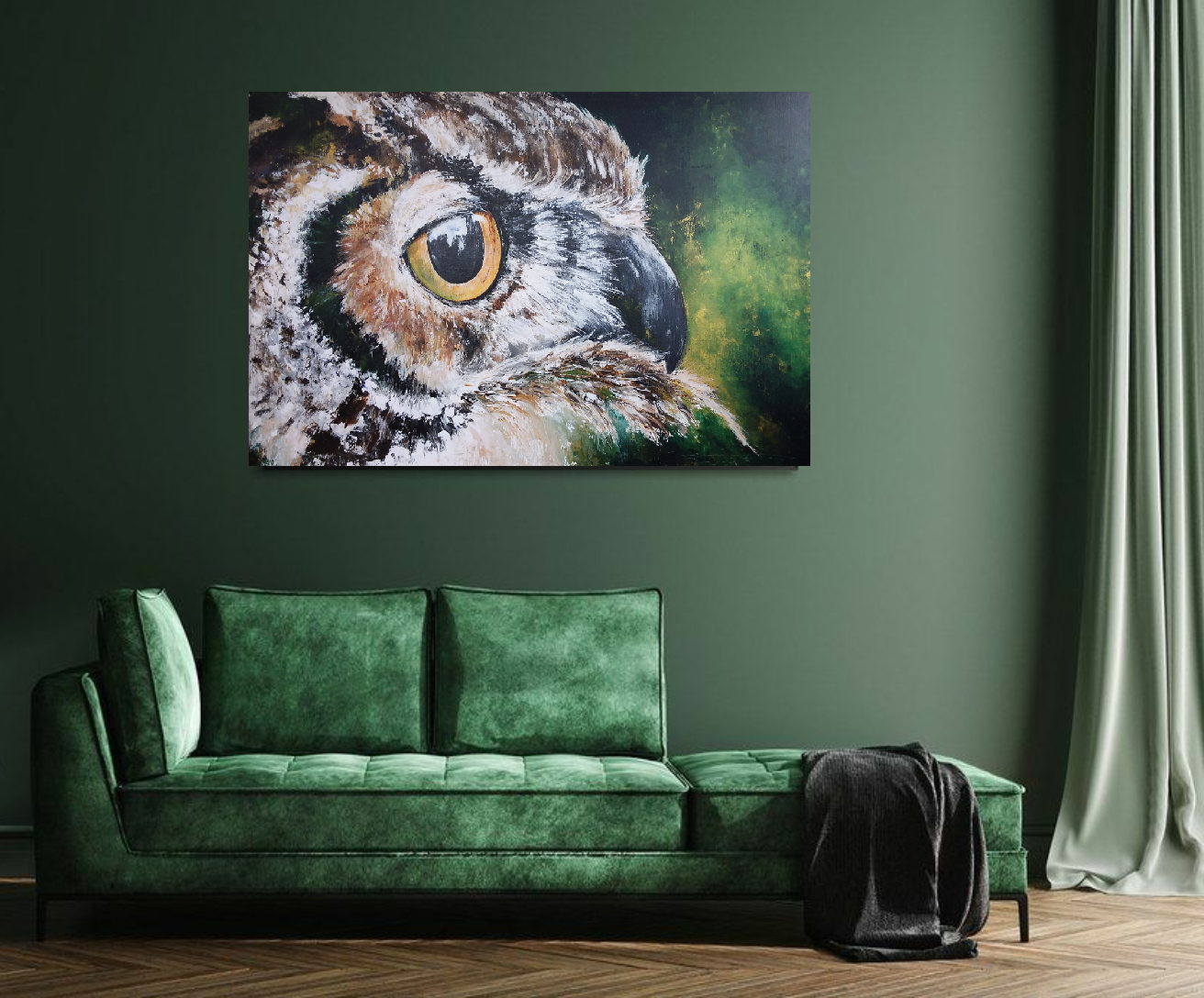Interior Impression Owl Vission
